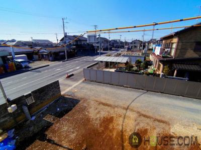【展望】蓮田市関山3丁目 5LDK対応 敷地63坪以上 現地販売中