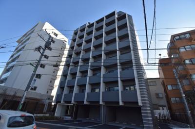 【外観】世田谷4丁目 新築 最上階 角部屋