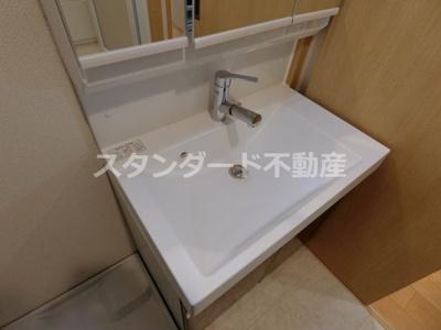 【独立洗面台】アミティエ扇町リアン