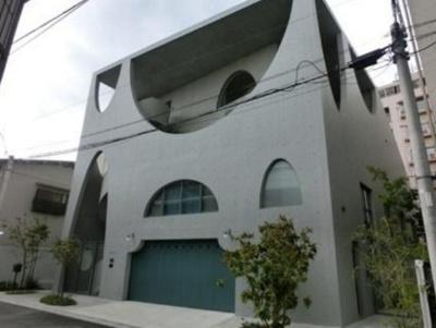 鉄筋コンクリート造yのガッチリとしたマンション