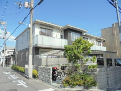 【外観】シャーメゾン東田辺