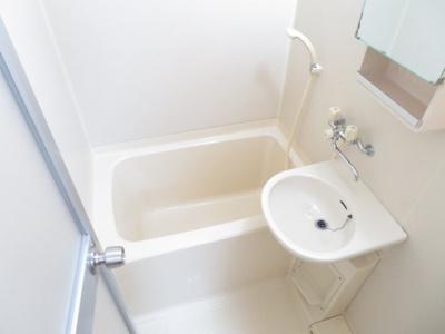 【浴室】シャトー・アリス