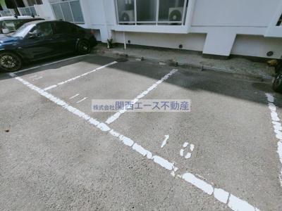 【駐車場】シャンポール東大阪