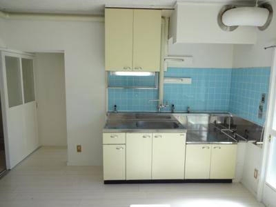 【キッチン】篠山Ⅰ号棟