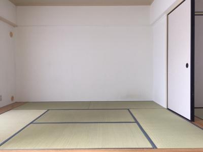【寝室】篠山Ⅰ号棟