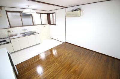 【キッチン】山科区西野後藤 中古テラスハウス