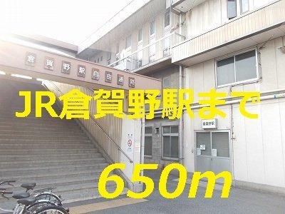 倉賀野駅まで650m