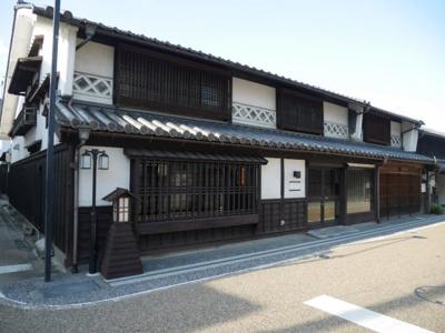 【外観】西新町貸店舗