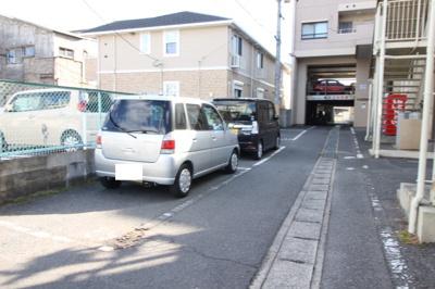 【駐車場】NEWさぬき荘