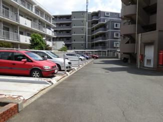 【駐車場】ディアコートカネコ