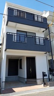 【外観】PLAISIR東町1丁目 リノベーション住宅