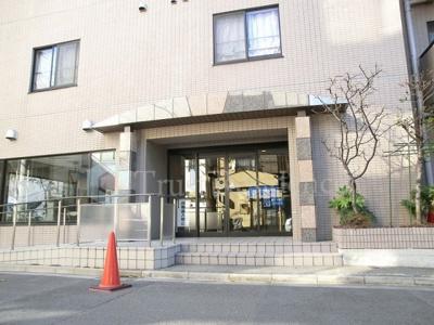 【エントランス】ムサシノコート浅草橋