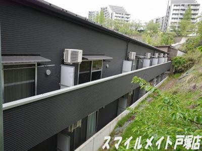 2011年築の1K