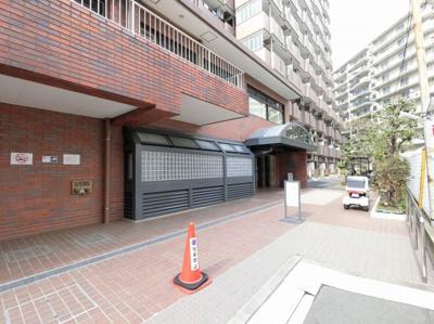 【エントランス】モンテべルデ横浜