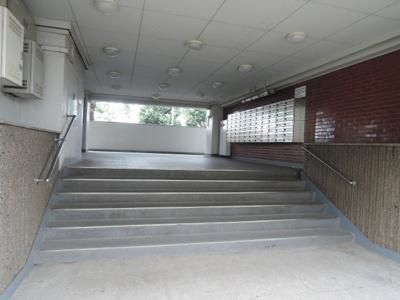 【その他共用部分】鹿島田グリーンハイツ2号棟
