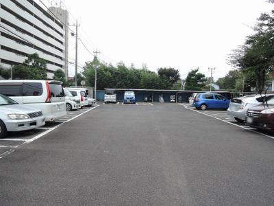【駐車場】鹿島田グリーンハイツ2号棟