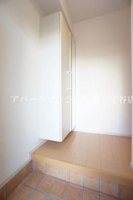 【玄関】カーサ ドマーニ
