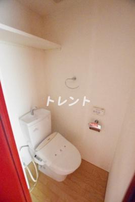 【トイレ】ブランシェ神楽坂【Branche神楽坂】