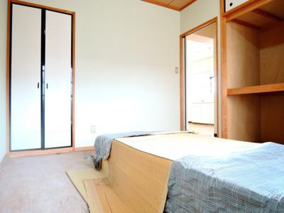 【寝室】735柳ビル