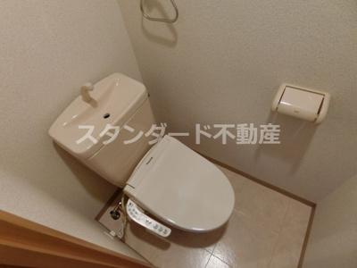 【トイレ】シャルマンフジ福島