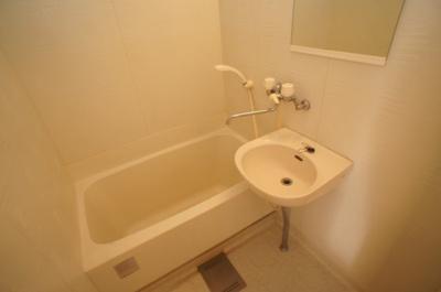 【浴室】奥ハイツII