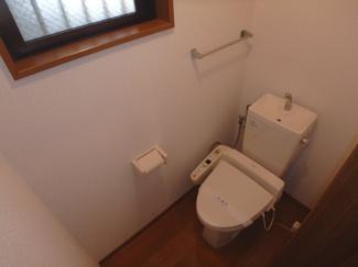 【トイレ】ハイツ杉山