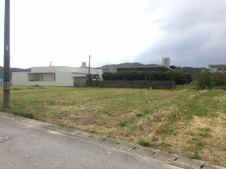 【外観】久米島町比嘉(約199.34坪)