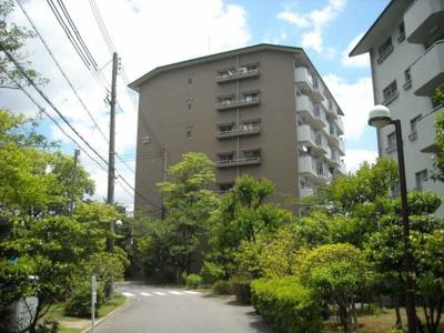 【外観】芦屋緑2住宅 2号棟
