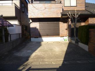 千葉市緑区大膳野町 中古一戸建て 誉田駅 2台持ちには嬉しいカースペース2台可能!