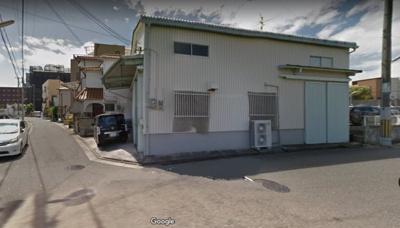 【外観】百舌鳥陵南町倉庫