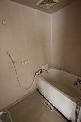 【浴室】ハイネスB棟