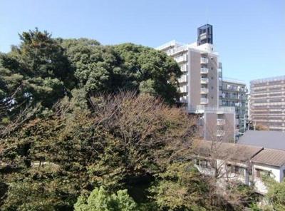 パークヒルズ櫻坂ステージⅡ(4LDK)の周辺です。