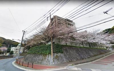 パークヒルズ櫻坂ステージⅡ(4LDK)の外観です。