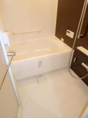 パークヒルズ櫻坂ステージⅡ(4LDK)の風呂です。