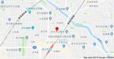 【地図】クレセール竹橋