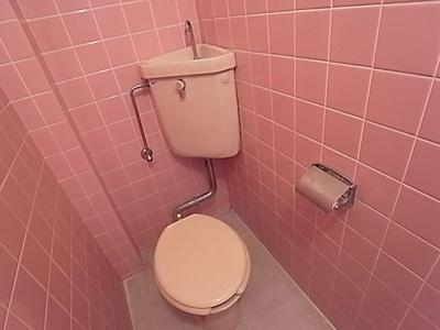 【トイレ】レジデンス城の下
