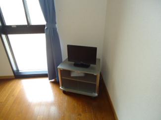 テレビ付き