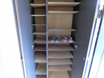 靴箱大容量