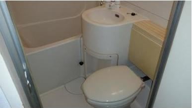 【浴室】クレール東山