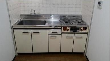 【キッチン】クレール東山