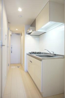 リブリ・M-IVのキッチン