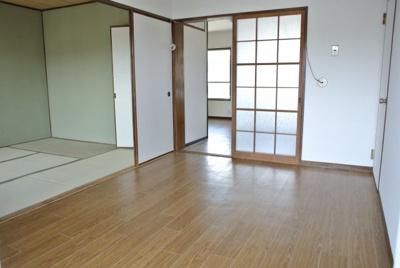 【洋室】狩口台住宅21号棟