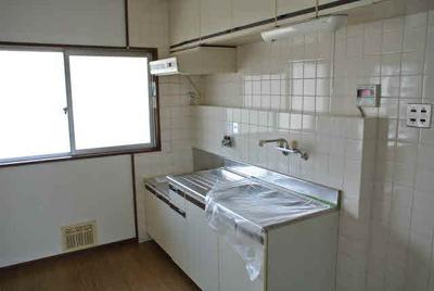 【キッチン】狩口台住宅21号棟