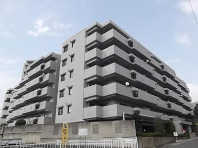 【外観】学園西ロイヤルマンション