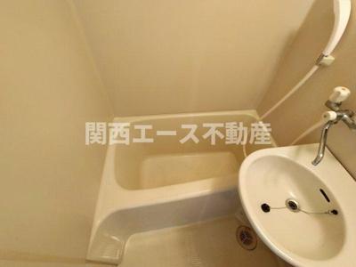 【浴室】ハイツ日岡