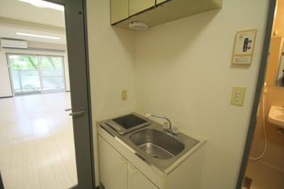 【キッチン】ホワイトボックス