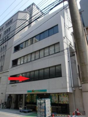 大阪市中央区北久宝寺町 外観