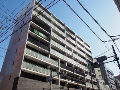 【外観】ベルファース門前仲町Ⅱ