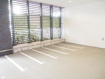 【駐車場】ベルファース門前仲町Ⅱ