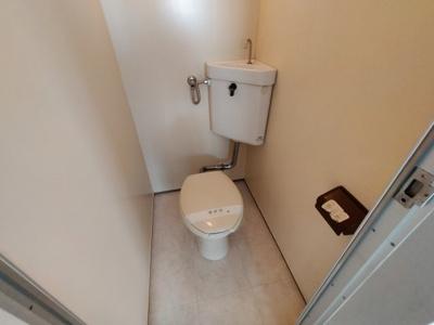【トイレ】ハイツことぶき1番館